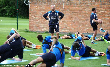 Leicester so huu cau thu dat gia nhat lich su - Anh 2