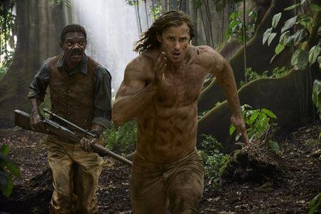 'Huyen thoai Tarzan' lot top 2 phim an khach nhat cuoi tuan qua - Anh 1