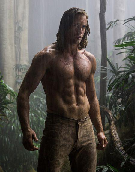 'Huyen thoai Tarzan' lot top 2 phim an khach nhat cuoi tuan qua - Anh 5