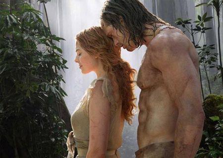 'Huyen thoai Tarzan' lot top 2 phim an khach nhat cuoi tuan qua - Anh 6