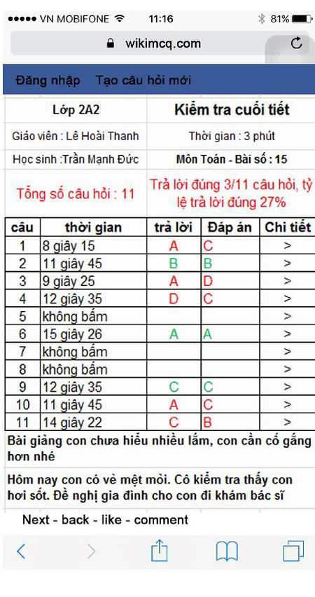 """""""Game show trong lop hoc"""" - Mo hinh giang day day cam hung - Anh 3"""