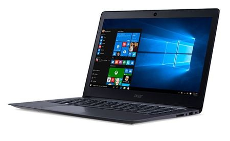 Acer TravelMate X349 – laptop sieu mong nhe pin 10 gio - Anh 2