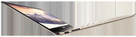 Asus ZenBook Flip UX360: tablet kiem laptop, gia tu 699$, nang chi 1.3kg, khong quat - Anh 3