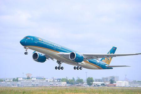 Vietnam Airlines tiep tuc dieu chinh ke hoach bay di Dai Loan (Trung Quoc) do sieu bao - Anh 1