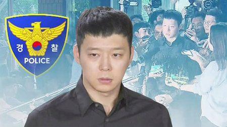 Canh sat bac tin Park Yoochun trang an - Anh 1