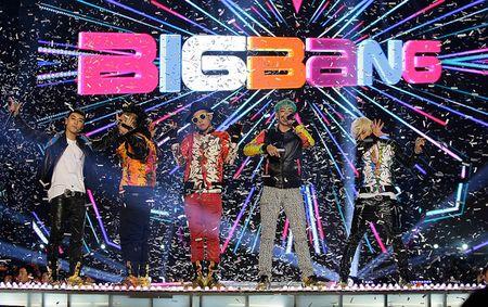 SOC: Big Bang kiem tien nhieu hon Maroon 5 - Anh 1