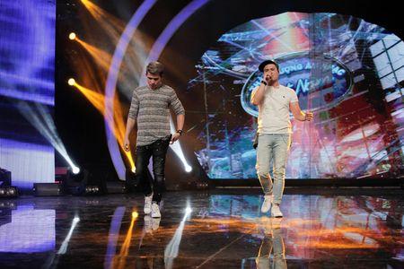 """Vietnam Idol: """"Chang trai bun bo"""" gay an tuong voi ca si Quoc Thien - Anh 5"""