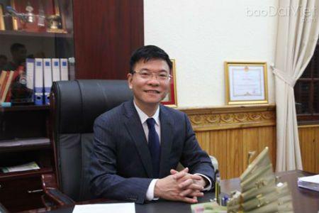 Bo truong Le Thanh Long: Nghien cuu xay dung Luat Dang ky tai san - Anh 1