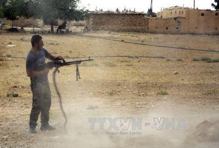 Giao tranh du doi tai Aleppo bat chap lenh ngung ban - Anh 1