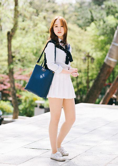 3 kieu mot con gai Han dien mai khong chan he nay - Anh 1