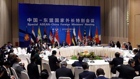 ASEAN se phan ung nhu the nao sau phan quyet vu kien Bien Dong? - Anh 1