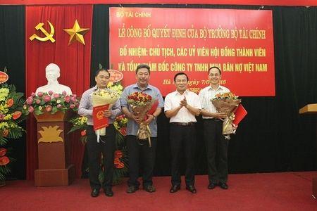Bo Tai chinh bo nhiem Lanh dao cap cao DATC - Anh 1