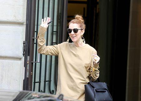 Celine Dion ngay cang mac dep! - Anh 7