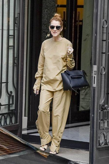 Celine Dion ngay cang mac dep! - Anh 8