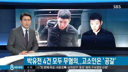 Ngoi sao 24/7: Sau tat ca, Park Yoo Chun duoc xu trang an du 5 nguoi to cao - Anh 1