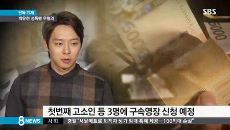 Ngoi sao 24/7: Sau tat ca, Park Yoo Chun duoc xu trang an du 5 nguoi to cao - Anh 2
