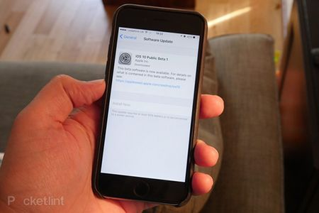 Apple phat hanh ban beta cua iOS 10 va macOS Sierra den cong dong - Anh 1