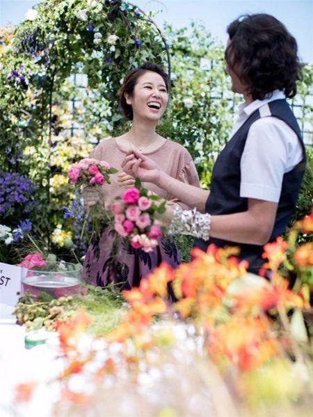 Lam Tam Nhu hoc ket hoa cuoi truoc ngay ket hon - Anh 4