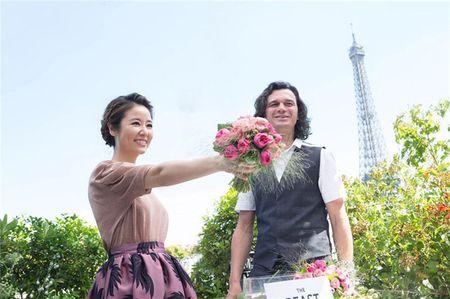 Lam Tam Nhu hoc ket hoa cuoi truoc ngay ket hon - Anh 5