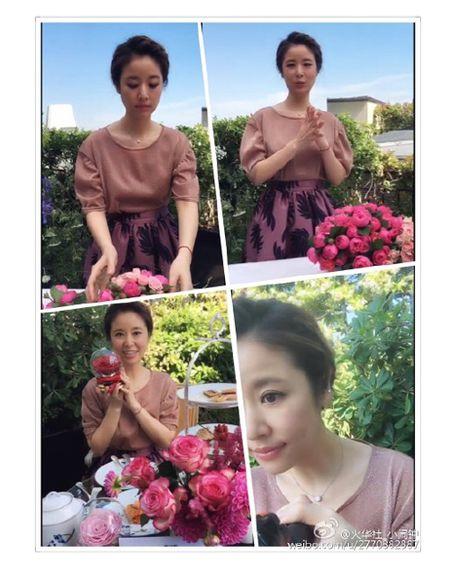 Lam Tam Nhu hoc ket hoa cuoi truoc ngay ket hon - Anh 7