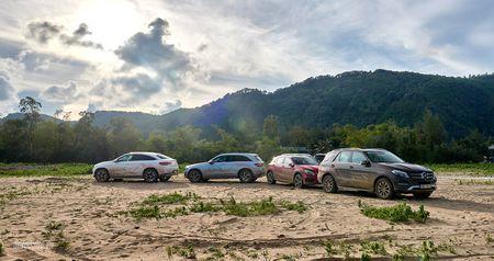 Mercedes-Benz SUVenture: Hanh trinh bi an (ngay 2) - Anh 10