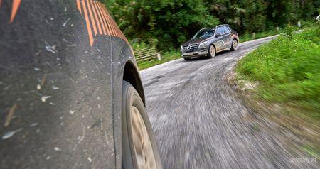 Mercedes-Benz SUVenture: Hanh trinh bi an (ngay 2) - Anh 6
