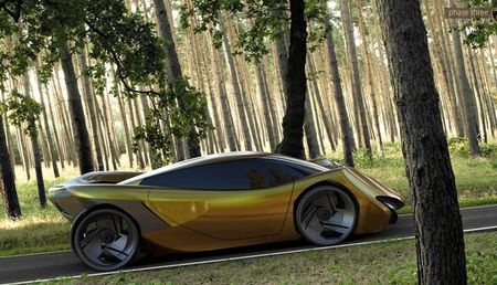 Mau concept Lamborghini Minotauro 2020 tuyet dep do sinh vien thiet ke - Anh 10