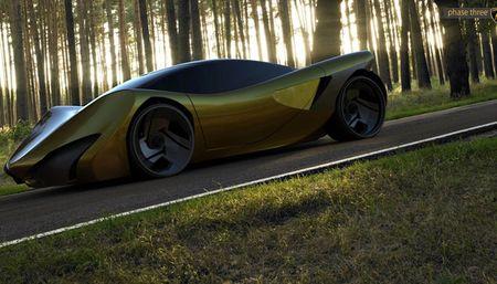 Mau concept Lamborghini Minotauro 2020 tuyet dep do sinh vien thiet ke - Anh 11