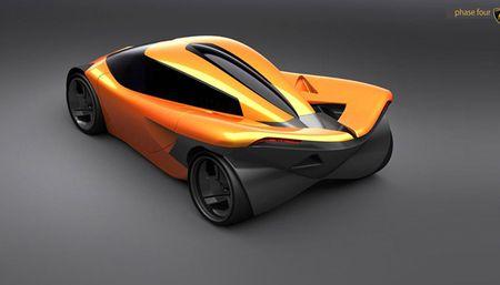 Mau concept Lamborghini Minotauro 2020 tuyet dep do sinh vien thiet ke - Anh 15