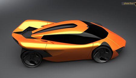 Mau concept Lamborghini Minotauro 2020 tuyet dep do sinh vien thiet ke - Anh 16