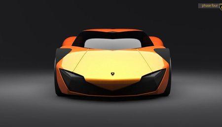 Mau concept Lamborghini Minotauro 2020 tuyet dep do sinh vien thiet ke - Anh 17