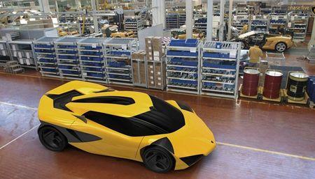 Mau concept Lamborghini Minotauro 2020 tuyet dep do sinh vien thiet ke - Anh 21