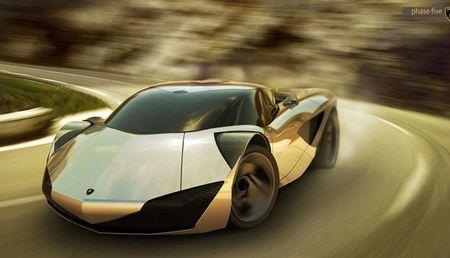 Mau concept Lamborghini Minotauro 2020 tuyet dep do sinh vien thiet ke - Anh 23