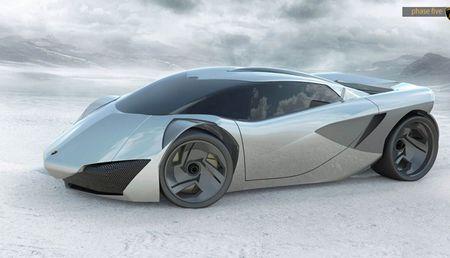 Mau concept Lamborghini Minotauro 2020 tuyet dep do sinh vien thiet ke - Anh 24