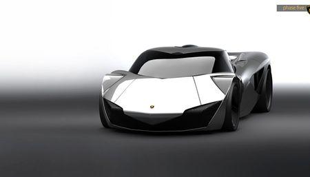 Mau concept Lamborghini Minotauro 2020 tuyet dep do sinh vien thiet ke - Anh 25