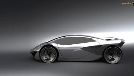 Mau concept Lamborghini Minotauro 2020 tuyet dep do sinh vien thiet ke - Anh 26