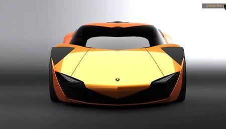 Mau concept Lamborghini Minotauro 2020 tuyet dep do sinh vien thiet ke - Anh 27