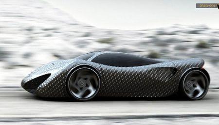 Mau concept Lamborghini Minotauro 2020 tuyet dep do sinh vien thiet ke - Anh 3