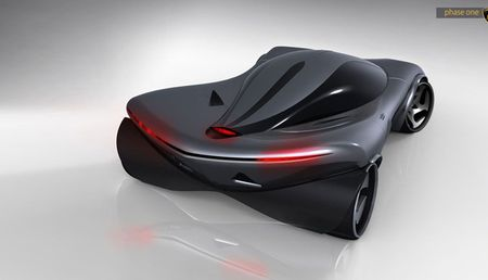 Mau concept Lamborghini Minotauro 2020 tuyet dep do sinh vien thiet ke - Anh 4