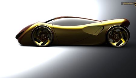 Mau concept Lamborghini Minotauro 2020 tuyet dep do sinh vien thiet ke - Anh 6