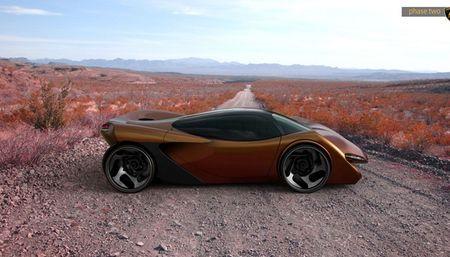 Mau concept Lamborghini Minotauro 2020 tuyet dep do sinh vien thiet ke - Anh 7