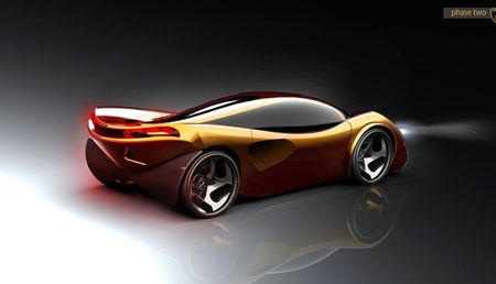 Mau concept Lamborghini Minotauro 2020 tuyet dep do sinh vien thiet ke - Anh 8