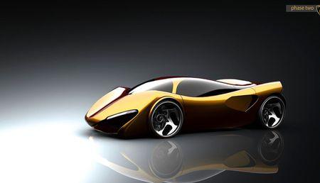 Mau concept Lamborghini Minotauro 2020 tuyet dep do sinh vien thiet ke - Anh 9