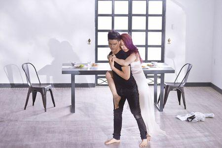 My Tam gia nua trong MV voi 'nguoi tinh' Lam Vinh Hai - Anh 3