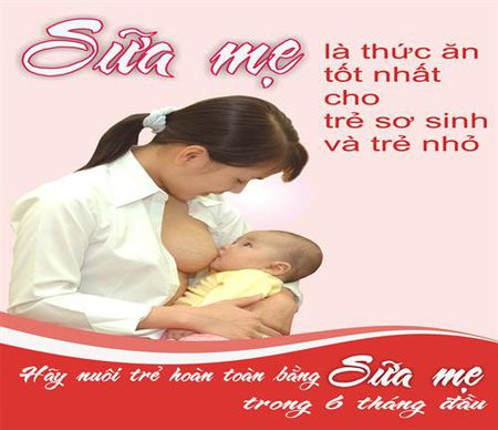 Ngo nhan sai lam: Me khong du sua cho con bu - Anh 1