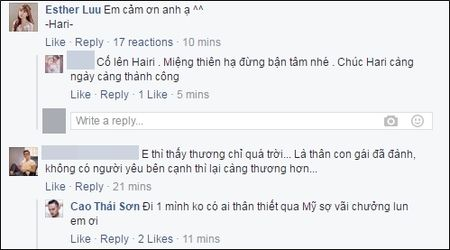 Ly do Hari Won chi mang 300 USD khi di luu dien o My - Anh 2