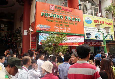 Chanh thanh tra So Giao thong TP HCM bi to nhung nhieu - Anh 1