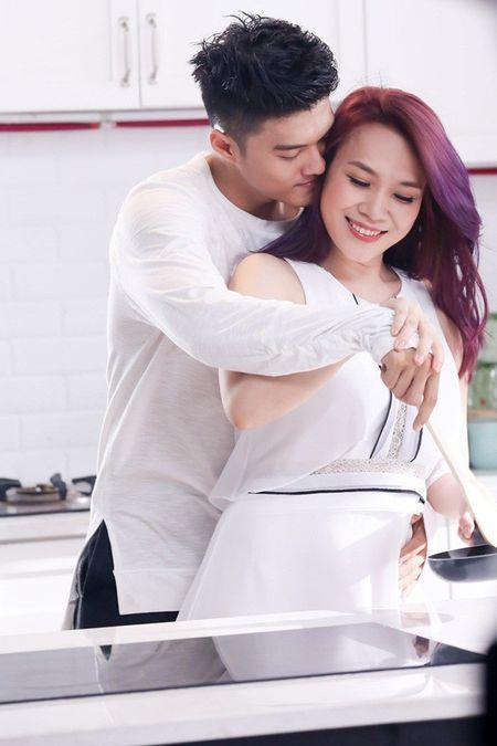 My Tam bat ngo 'gia nua' khi nho ve chuyen tinh voi Lam Vinh Hai - Anh 1