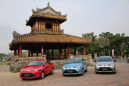 Toyota ban 24.854 xe tai Viet Nam trong nua nam 2016 - Anh 1