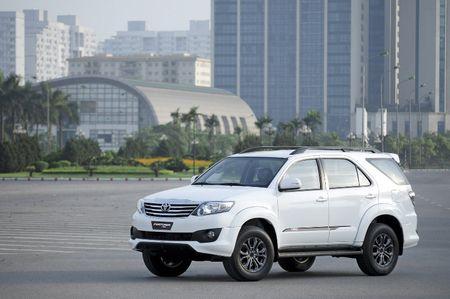 Toyota ban 24.854 xe tai Viet Nam trong nua nam 2016 - Anh 2